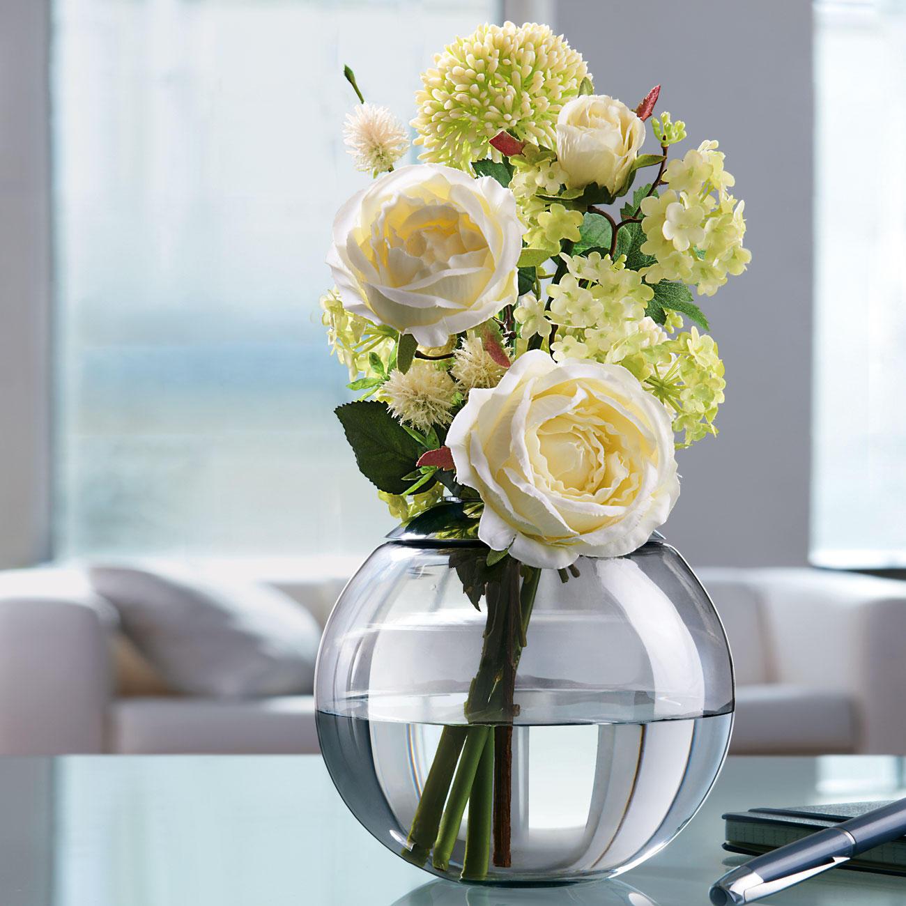 Lieblings Variable Blumenvase | 3 Jahre Garantie | Pro-Idee @ES_36