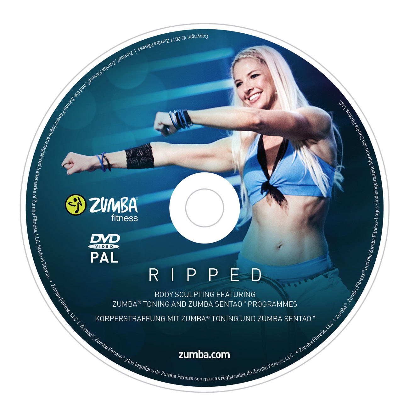 Zumba Fitness Live Dvd: 301 Moved Permanently