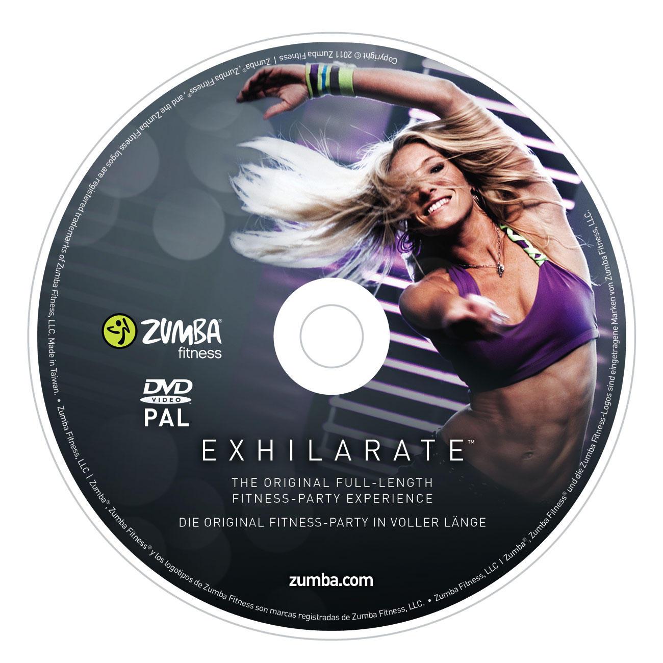 Zumba Fitness Live Dvd: Zumba® Fitness Exhilarate™ DVD-Programm Online Kaufen