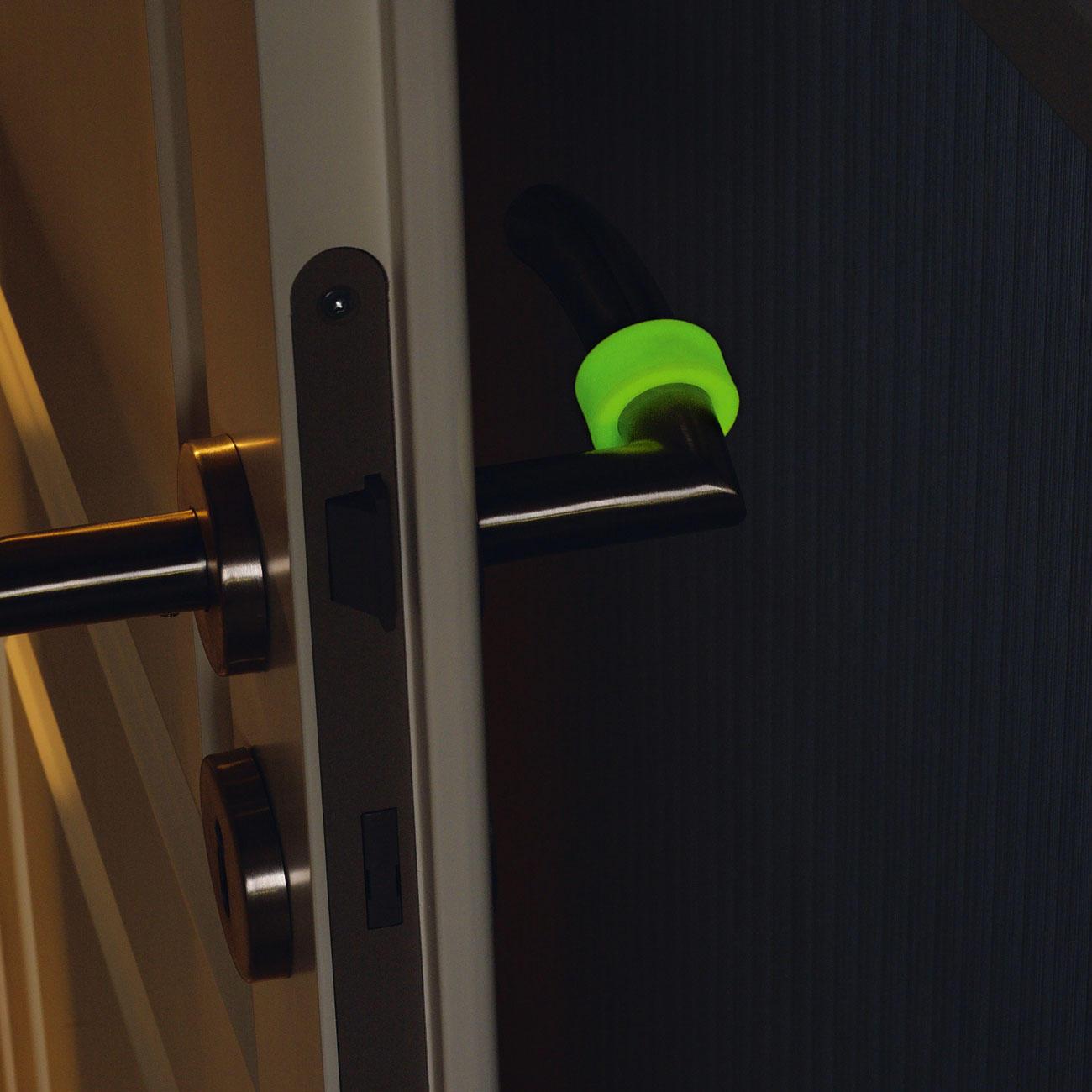 fluoreszierende türklinken-puffer, 8er-set online kaufen