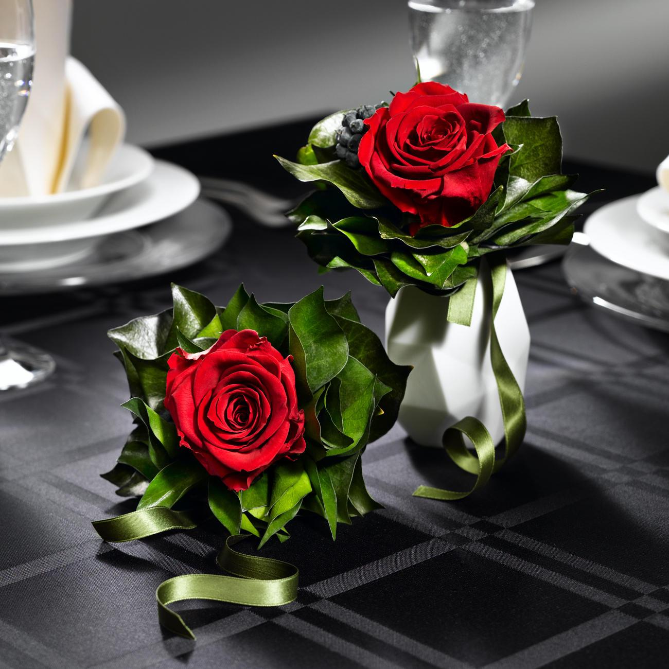 Duftendes Rosen Bouquet 3 Jahre Garantie Pro Idee