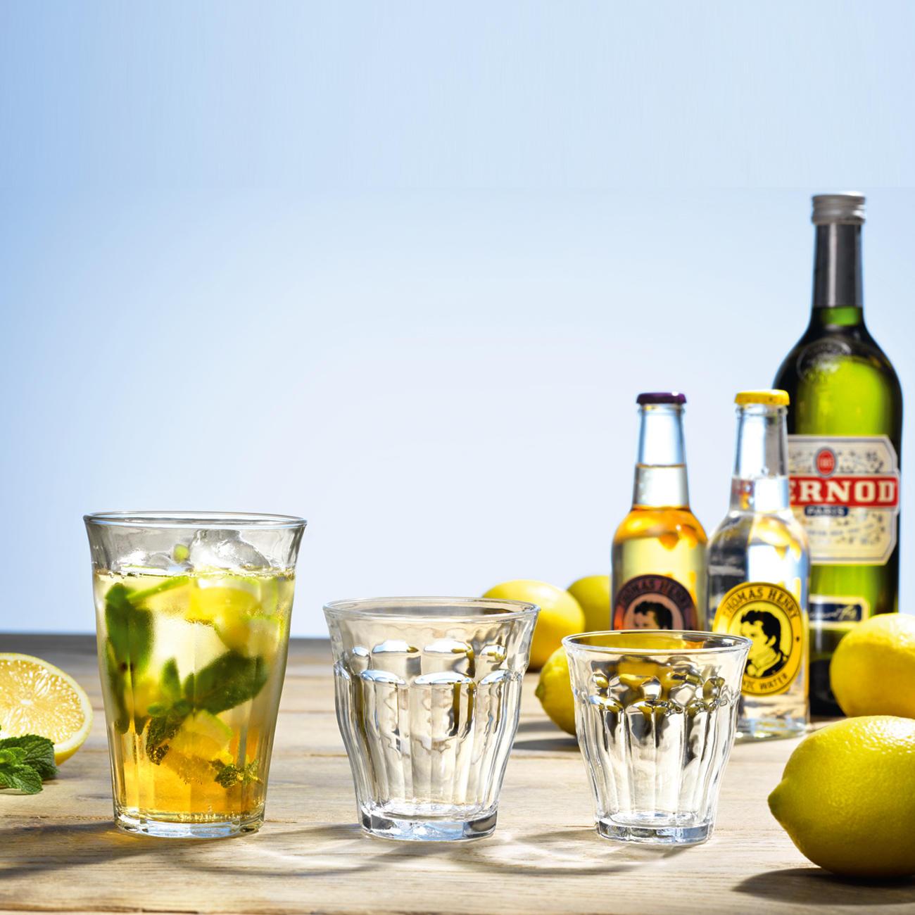 Duralex Picardie-Gläser, 6er-Set, 160 ml online kaufen