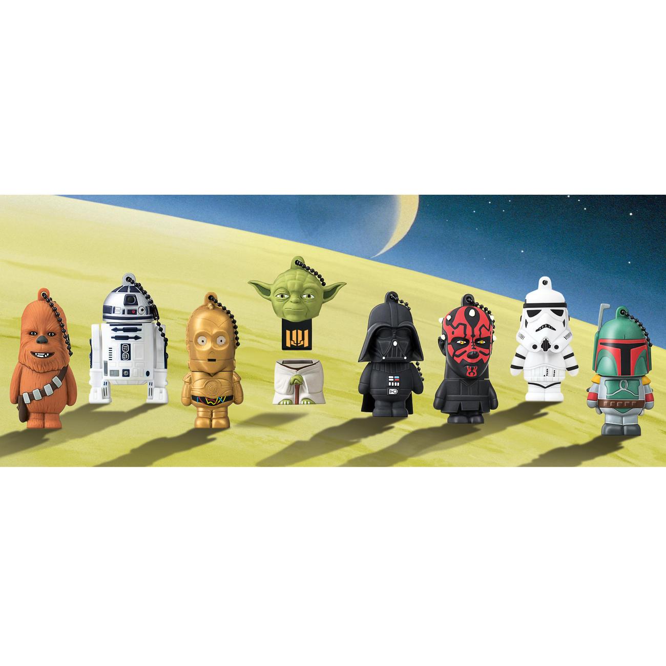 Star Wars USBStick, 8 GB  3 Jahre Garantie  ProIdee