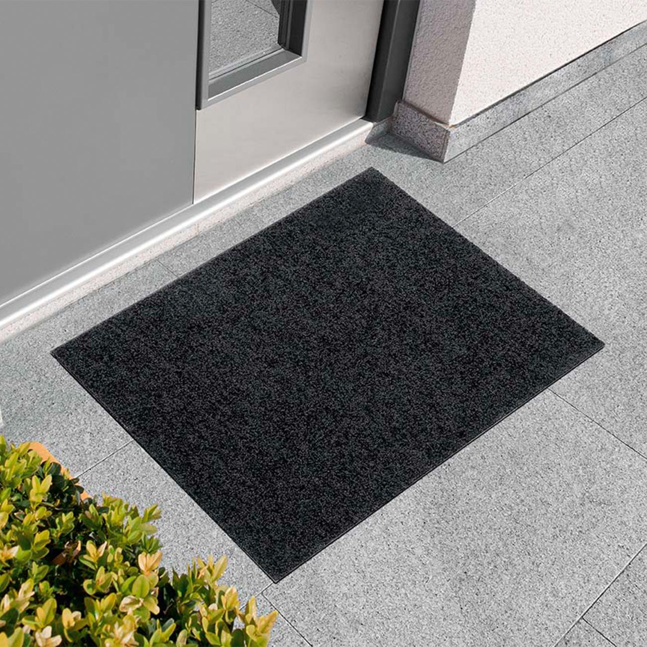 casa pura premium fu matte sauberlaufmatte f r eingangsbereiche fu abtreter mit testnote 1. Black Bedroom Furniture Sets. Home Design Ideas