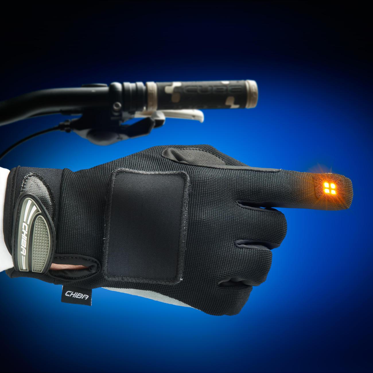 gtc blinker handschuh xs 3 jahre garantie pro idee. Black Bedroom Furniture Sets. Home Design Ideas