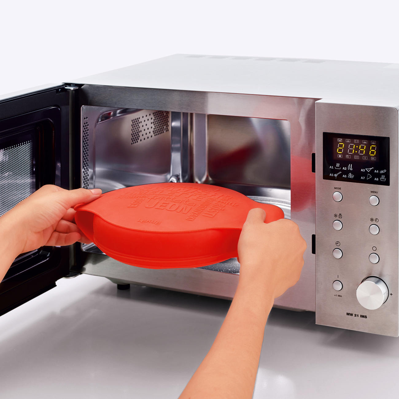 mikrowellen omelett oder tortillaform online kaufen. Black Bedroom Furniture Sets. Home Design Ideas
