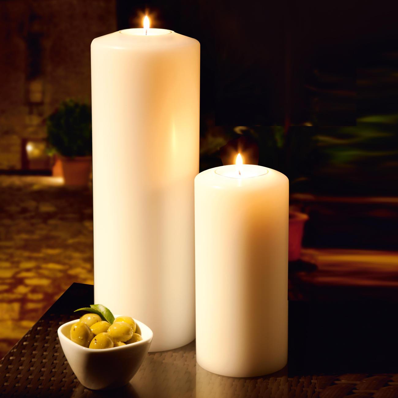 Kerzen   Teelichter