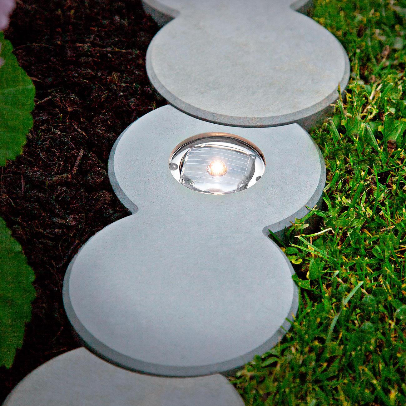 Bio Rasenkante Rasenkantensteine 22 x 10 x 5,5 cm, 12er ...