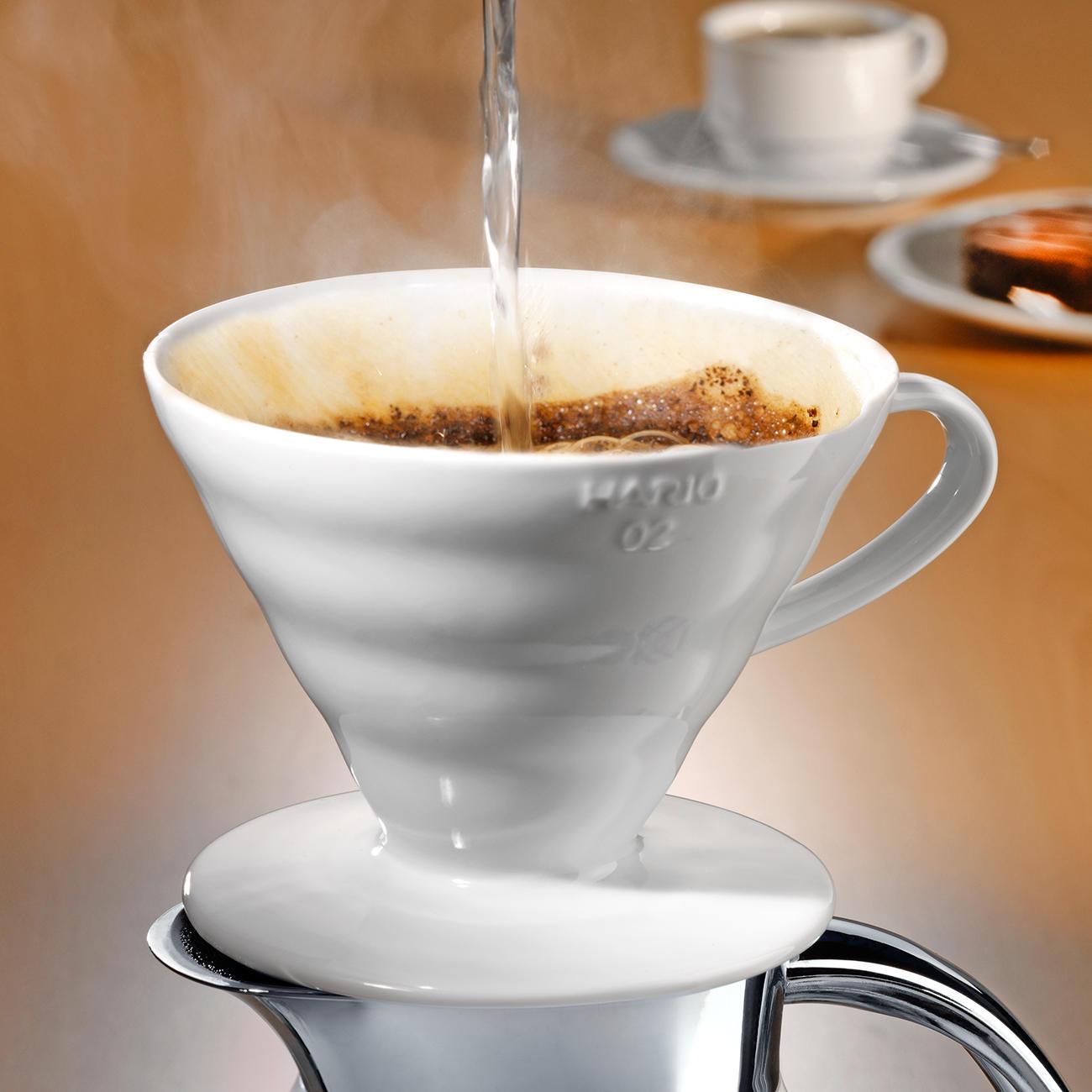 porzellan kaffeefilter hario mit 3 jahren garantie. Black Bedroom Furniture Sets. Home Design Ideas