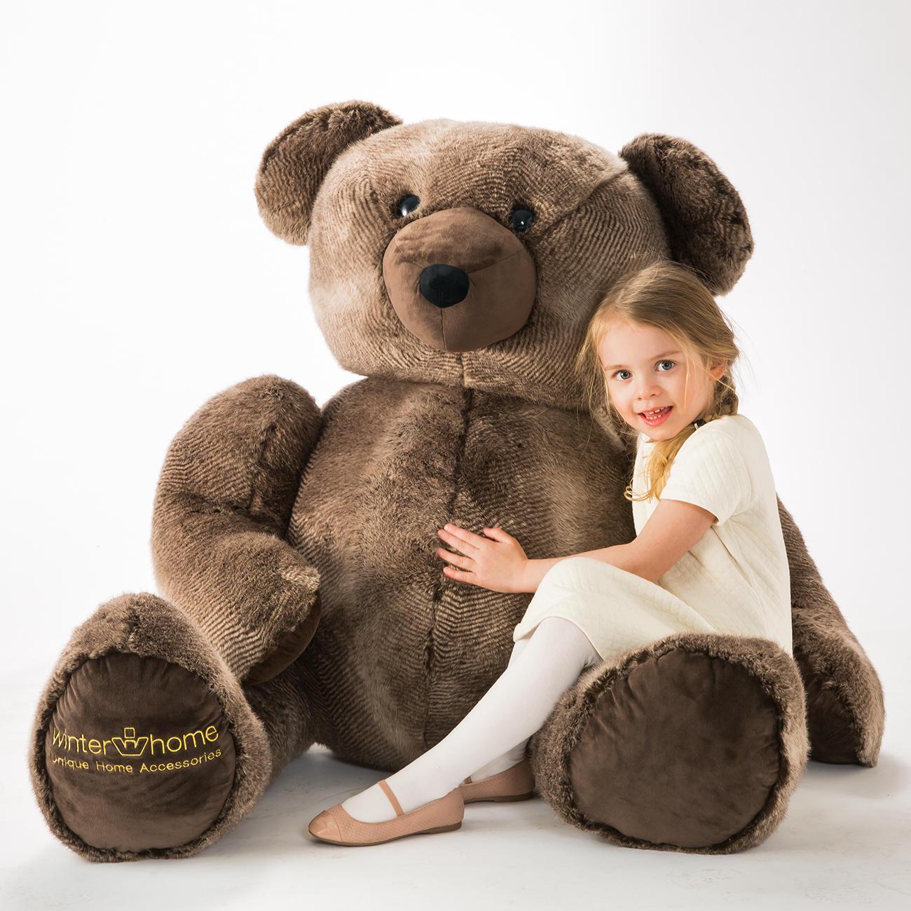 xxl teddyb r winter creation mit 3 jahren garantie. Black Bedroom Furniture Sets. Home Design Ideas