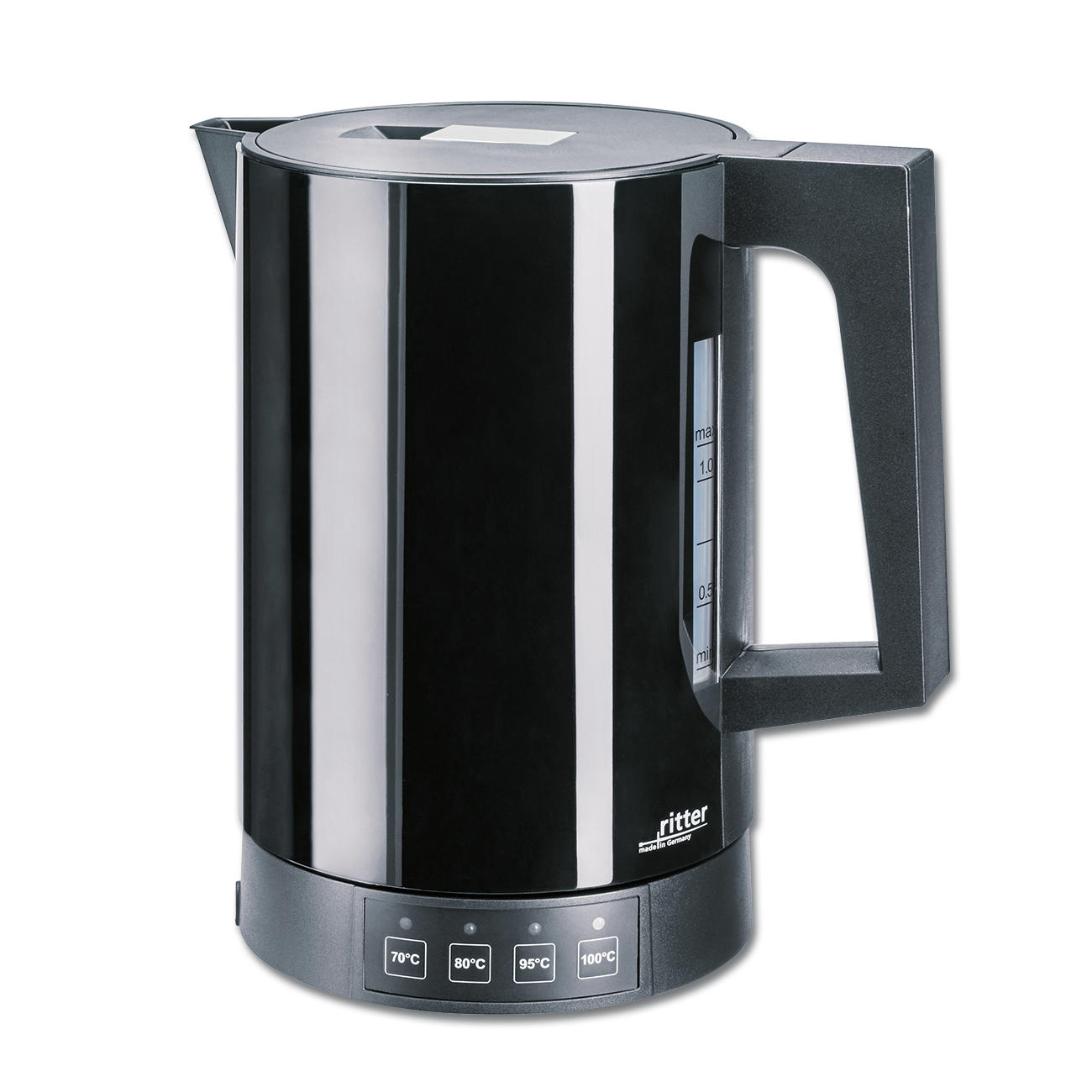 Ritter toaster volcano 5 3 jahre garantie pro idee - Wasserkocher made in germany ...