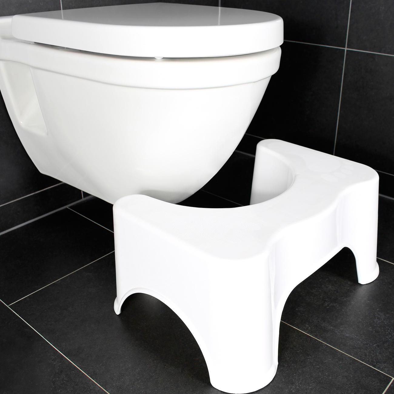 Toilettenhocker | 3 Jahre Garantie | Pro-Idee