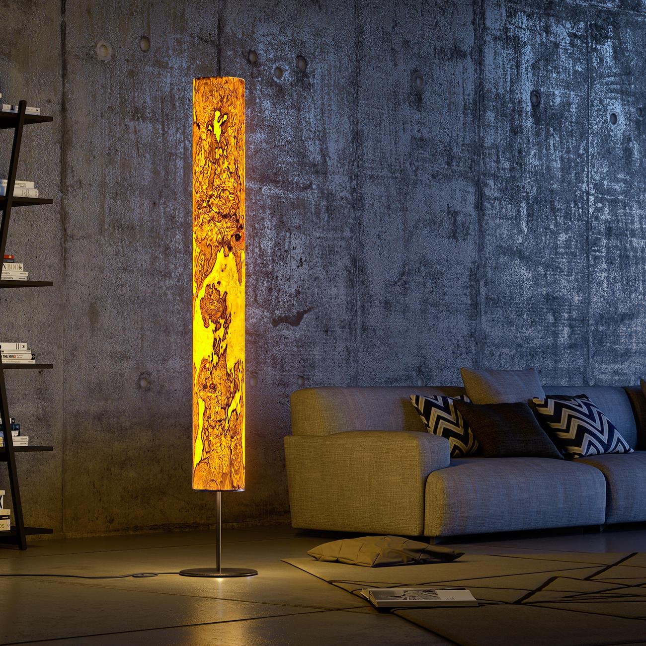 Indirektes Licht Wohnzimmer Stehlampe Caseconrad Com