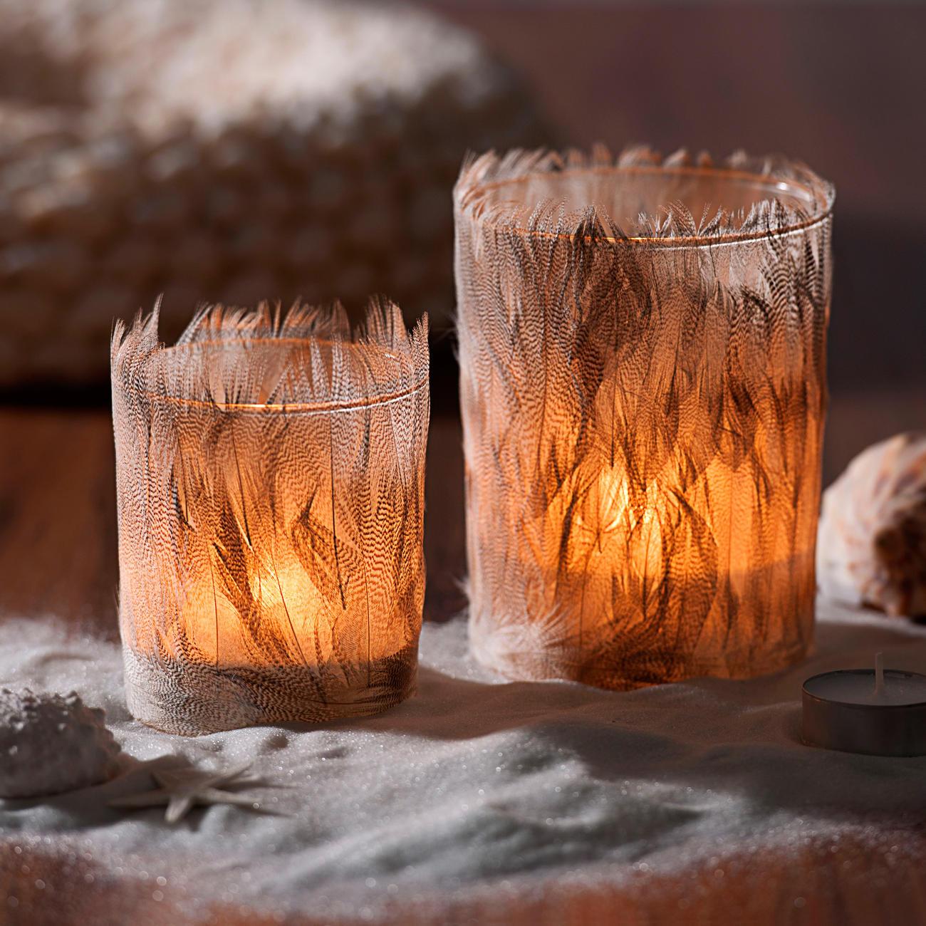 feder windlicht 2er set 3 jahre garantie pro idee. Black Bedroom Furniture Sets. Home Design Ideas