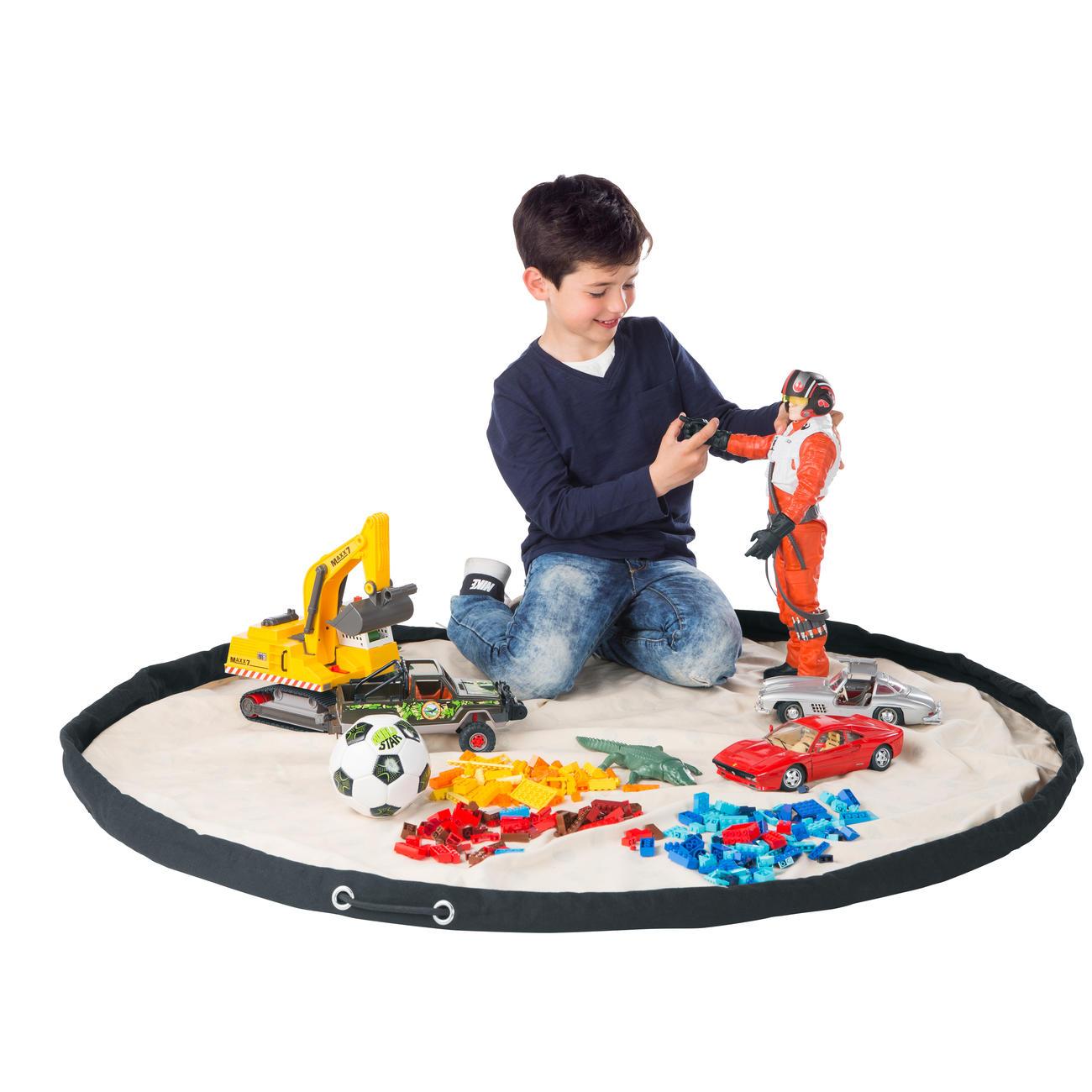 spielzeugbeutel play go panda 140 cm durchmesser. Black Bedroom Furniture Sets. Home Design Ideas