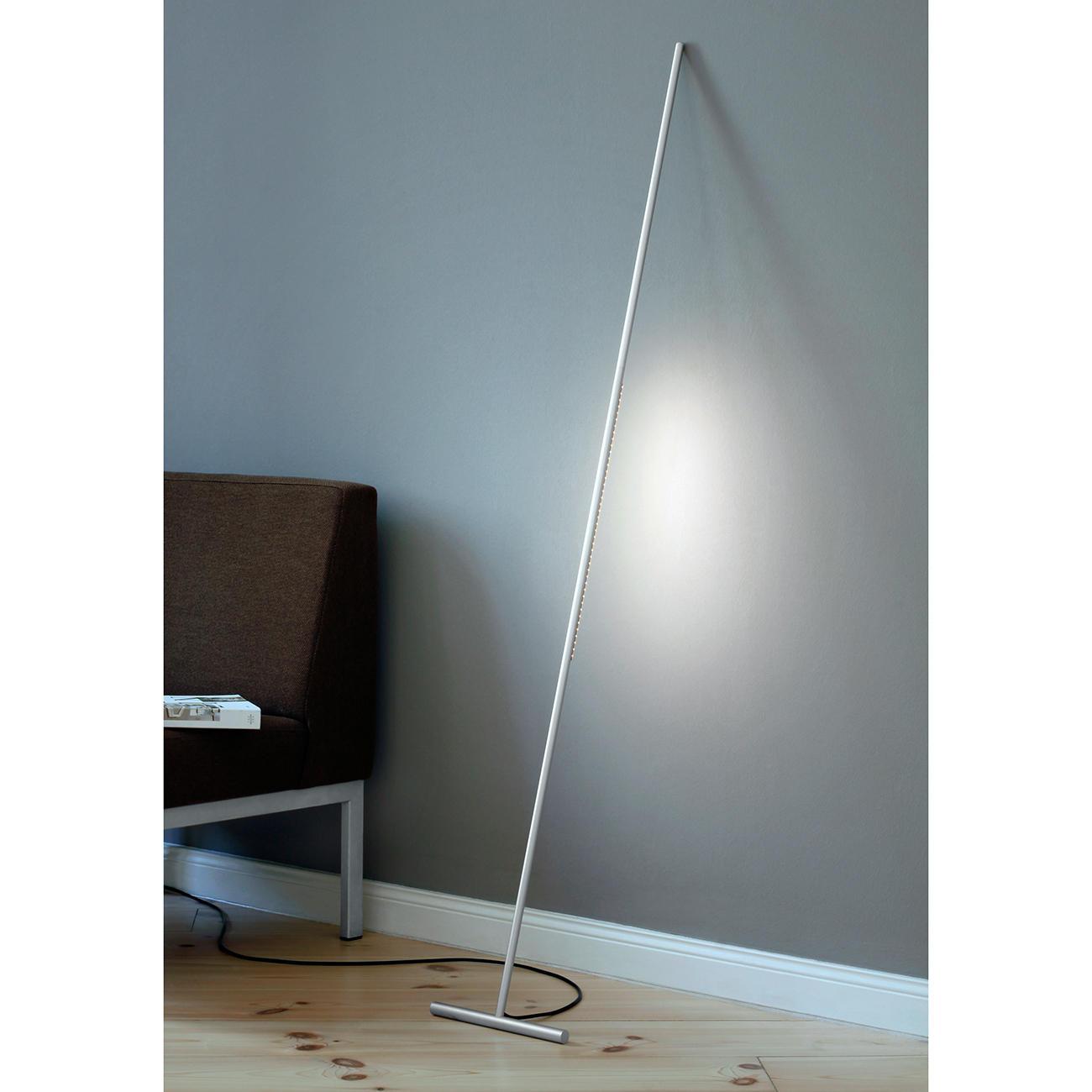 roomsafari led anlehnleuchte t light aluminium kaufen. Black Bedroom Furniture Sets. Home Design Ideas