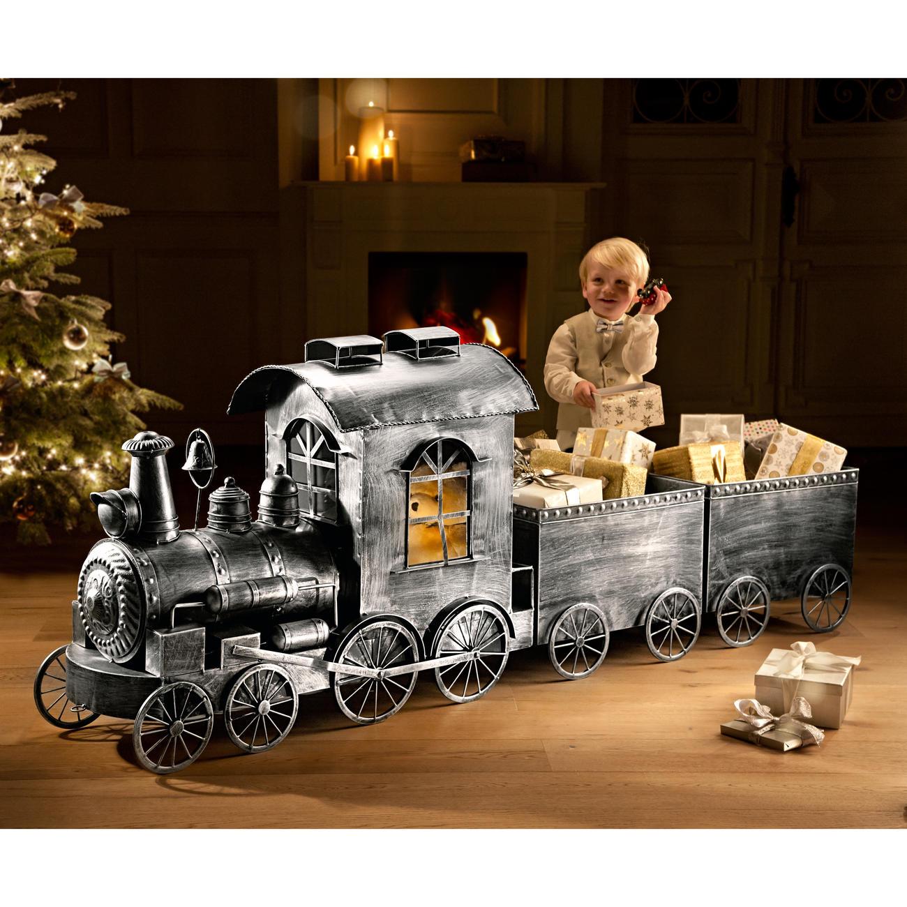 Deko eisenbahn weihnachten my blog - Deko eisenbahn ...