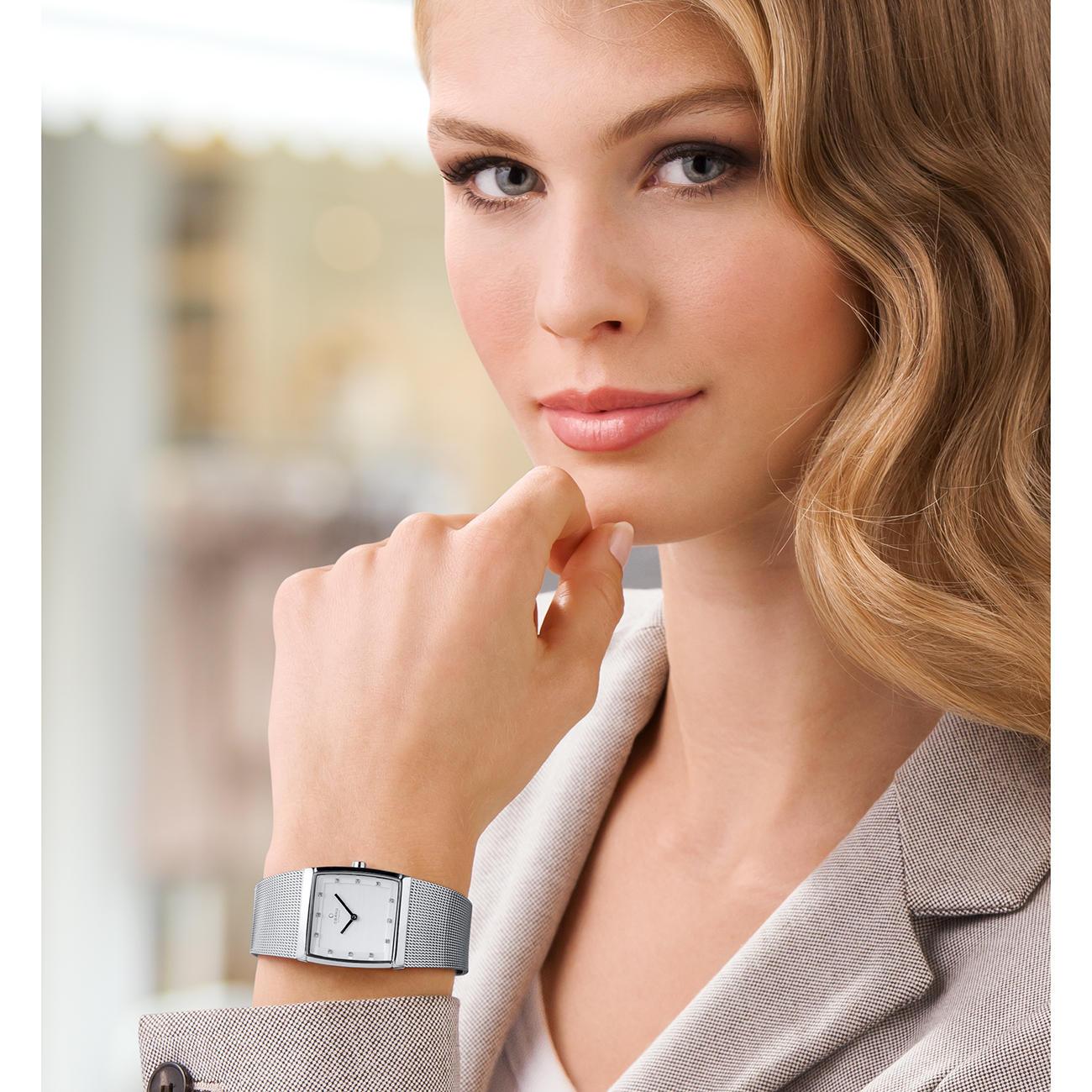 Obaku Kaufen Karree Online DamenuhrMesh Armband BCrdWxoe