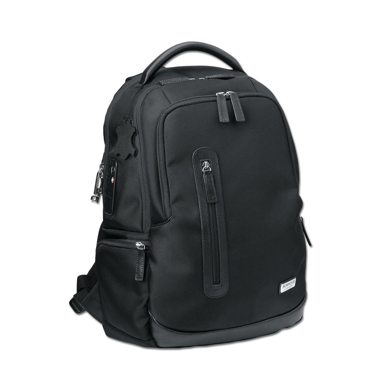 numinous london smart city backpack 901 rucksack mit fingerprint schloss. Black Bedroom Furniture Sets. Home Design Ideas