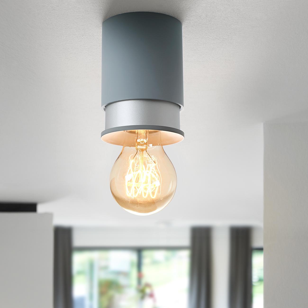 twister lighting deckenleuchte classic wei kaufen. Black Bedroom Furniture Sets. Home Design Ideas