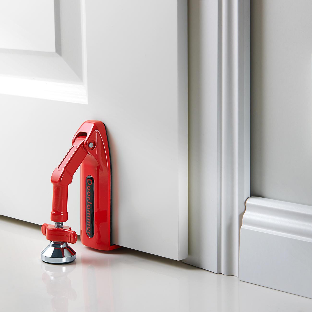 kh security manueller einbruchschutz door jammer kaufen. Black Bedroom Furniture Sets. Home Design Ideas