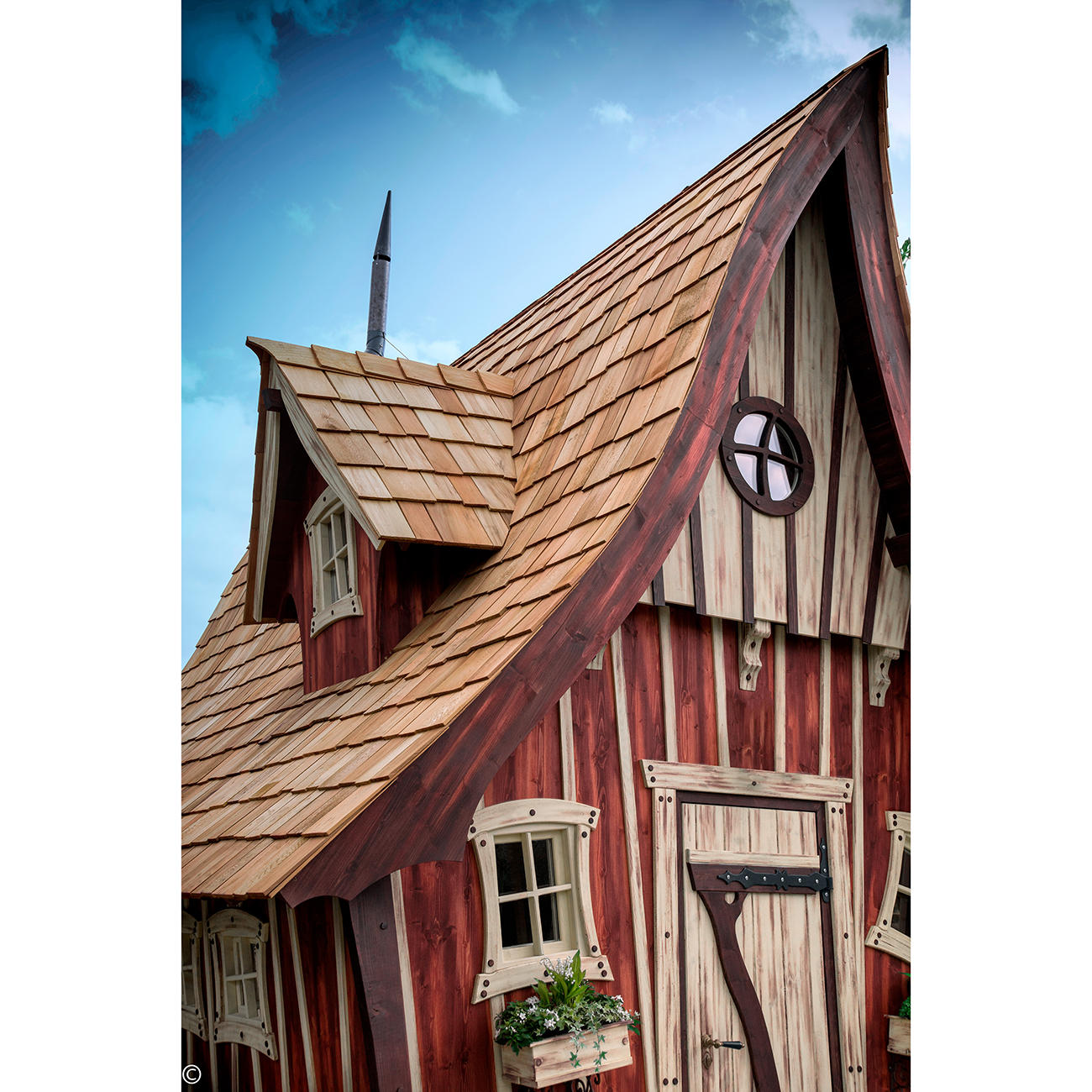 maerchenhaftes gartenhaus schluesselfertig  kaufen