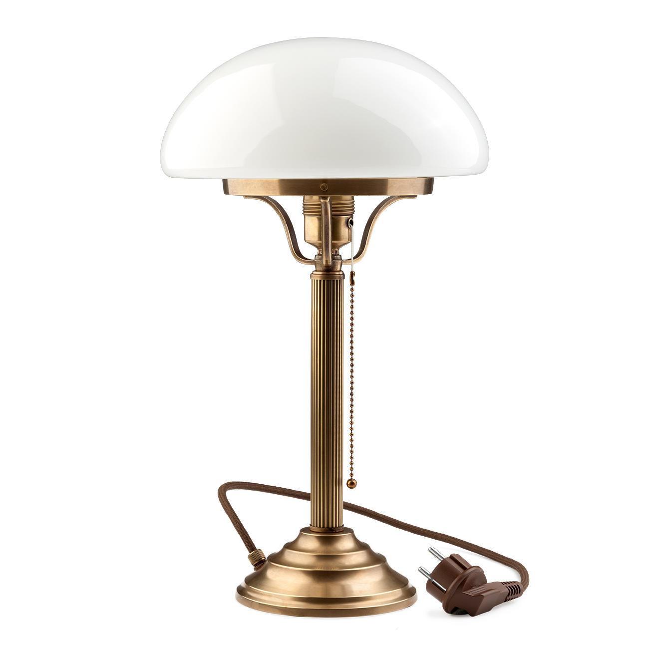 Antik Weiss Petroleumlampen Schirm