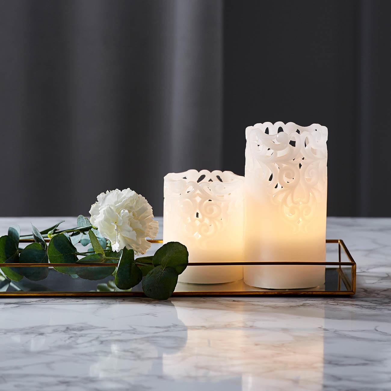 Weihnachtsdeko Led Kerzen.Weihnachtliches Zuhause Dekoration Alle Kategorien Villa P
