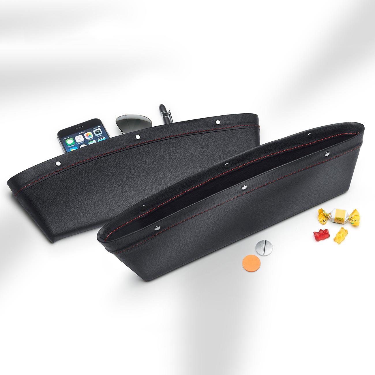 sitzspalt organizer 2er set mit 3 jahren garantie. Black Bedroom Furniture Sets. Home Design Ideas