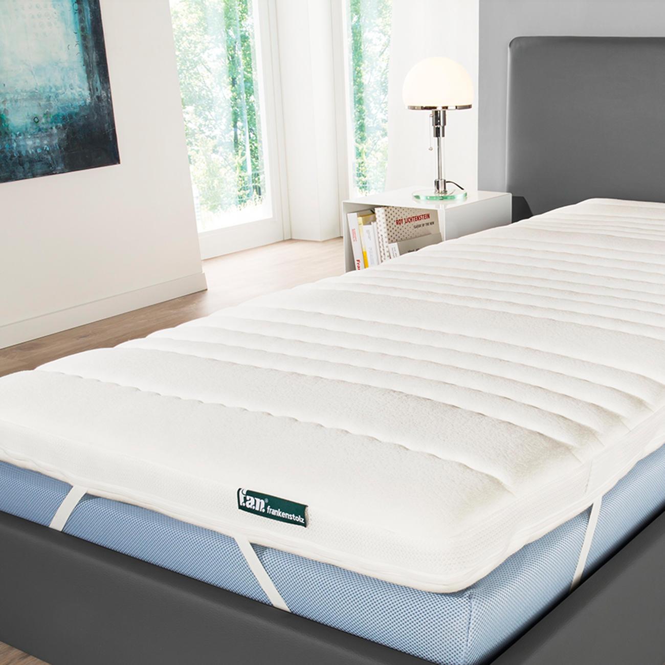 federkern matratzenauflage 3 jahre garantie pro idee. Black Bedroom Furniture Sets. Home Design Ideas