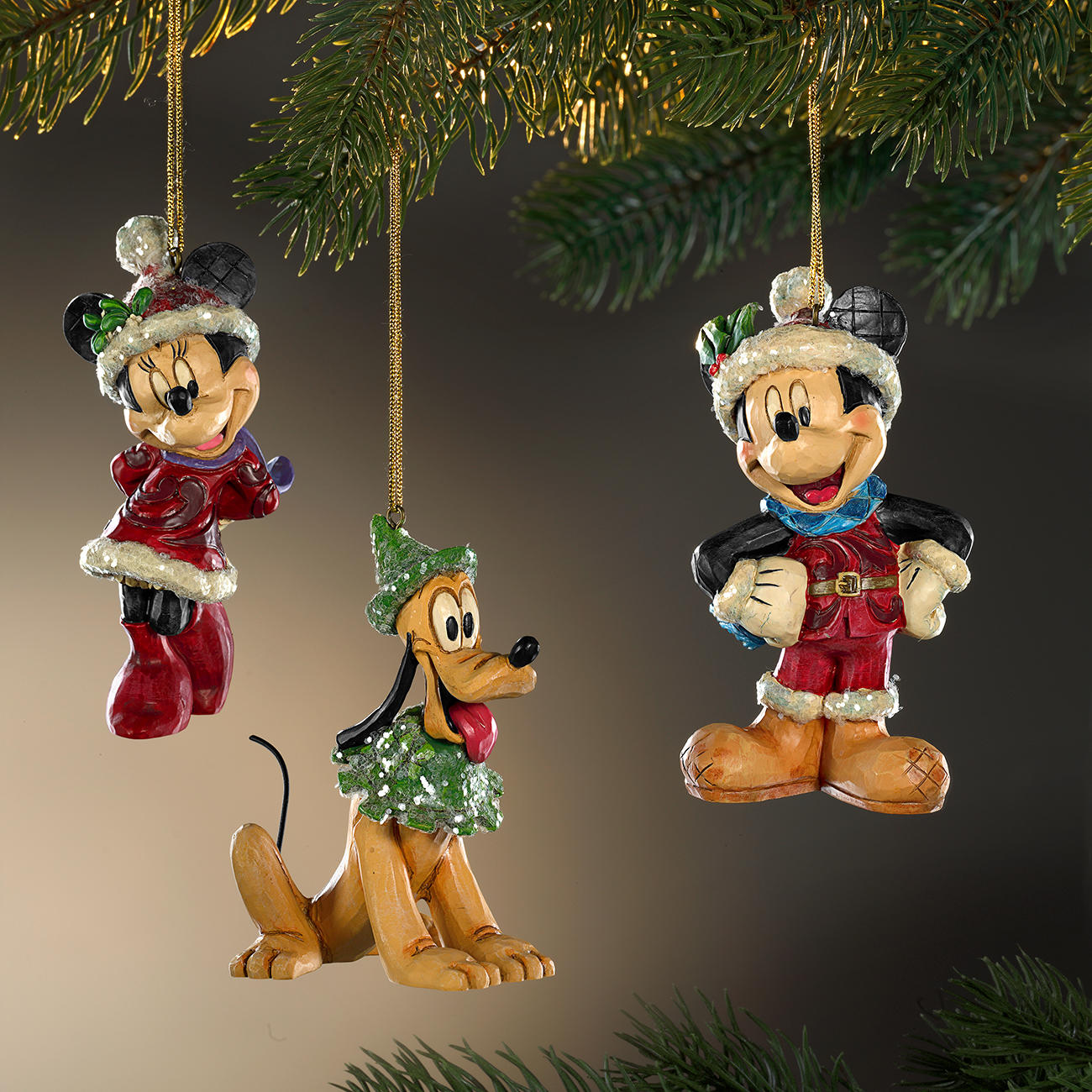 Disney Traditional Weihnachtsfiguren Online Kaufen