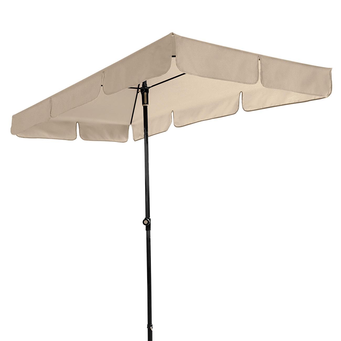 Balkonschirm Sunline Waterproof Iii Terrakotta L 225 X 120 Cm