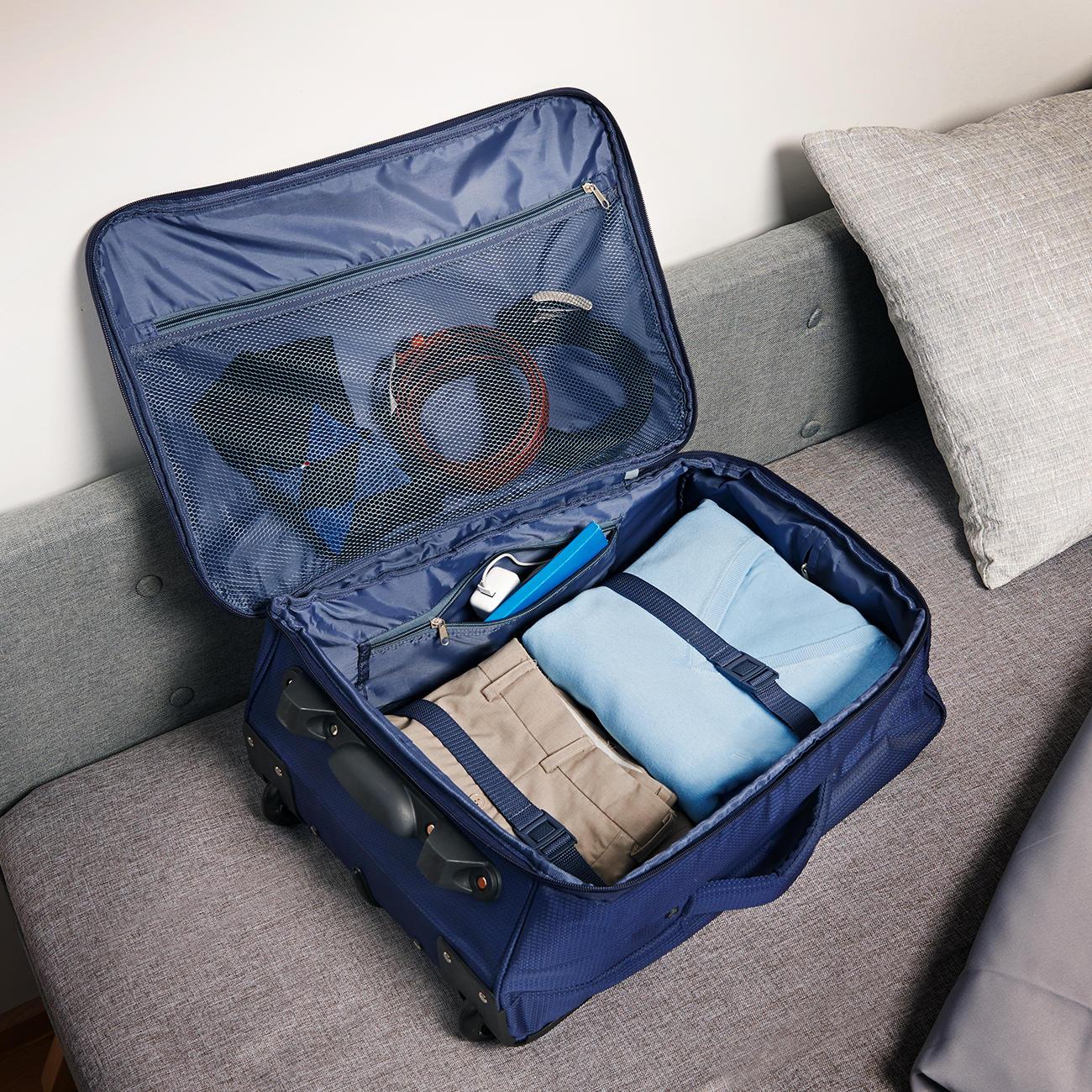 oconi falt trolley 3 jahre garantie pro idee. Black Bedroom Furniture Sets. Home Design Ideas