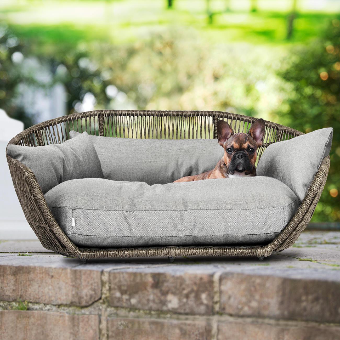 design hundebett 3 jahre garantie pro idee. Black Bedroom Furniture Sets. Home Design Ideas