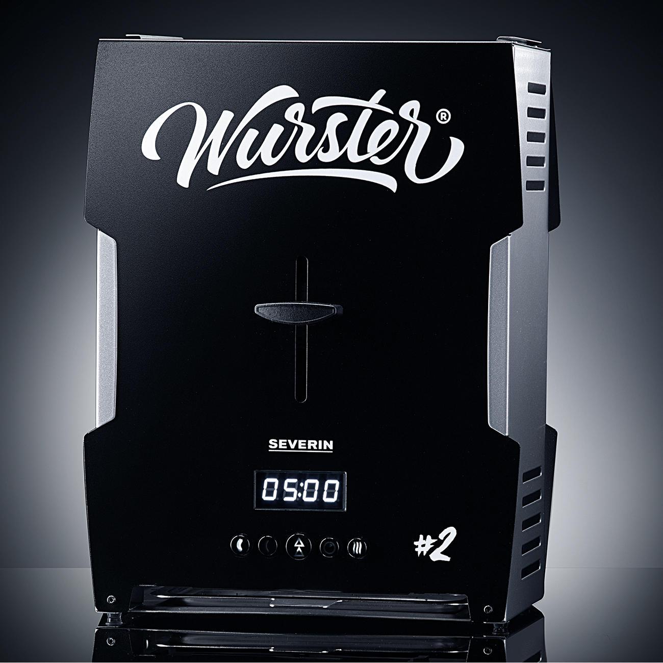 Würstchen Toaster