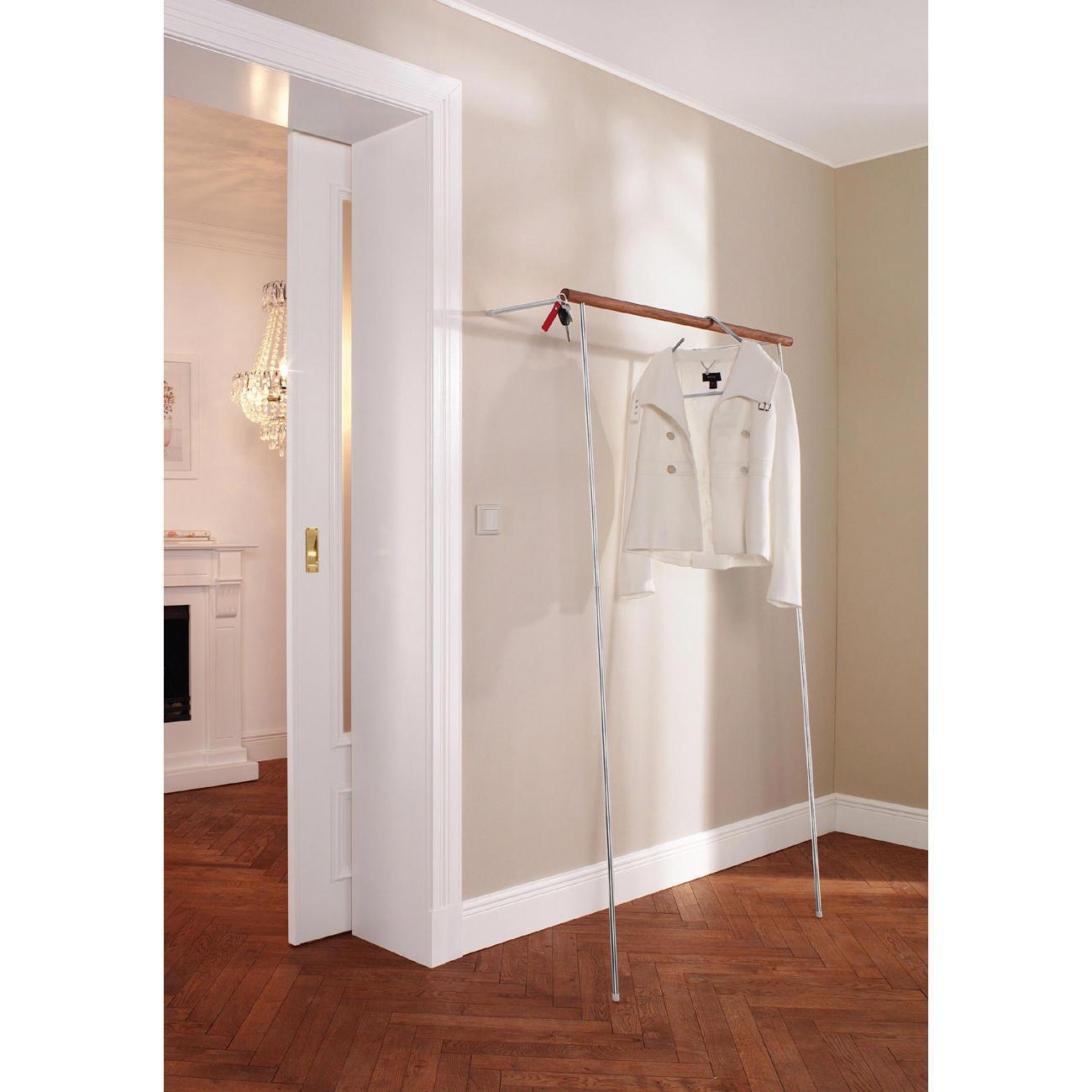 Garderoben Ideen Wenig Platz : Garderobe zum Anlehnen  Im Handumdrehen aufgestellt Ohne Bohren