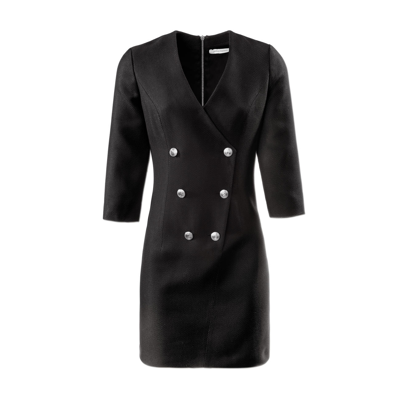 Kleid in blazer optik
