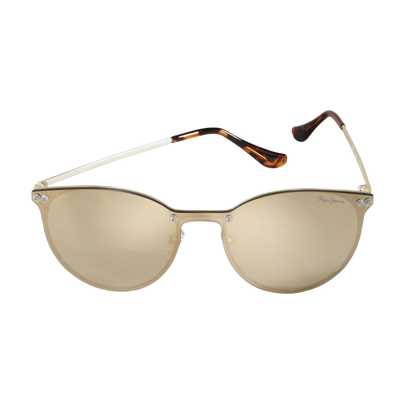 Pepe Jeans Flat Lense-Gold-Shades | Mode-Highlights