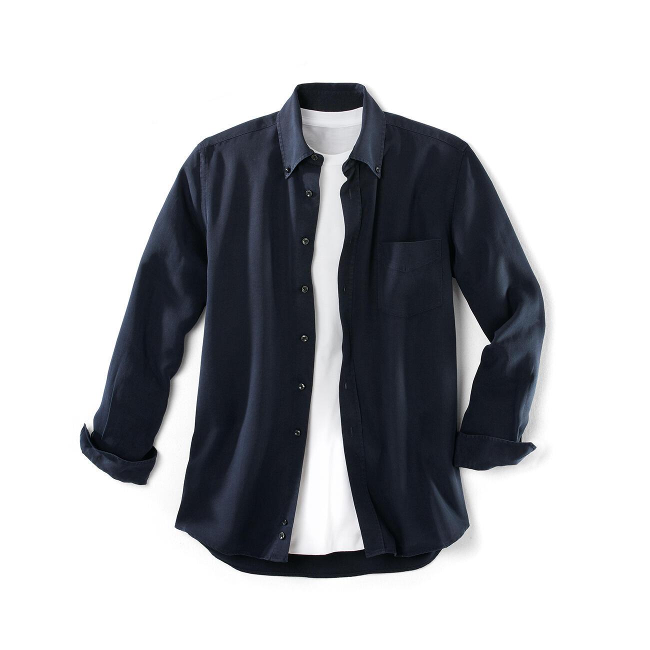 Tencel®-Denim-Shirt | Mode-Klassiker entdecken