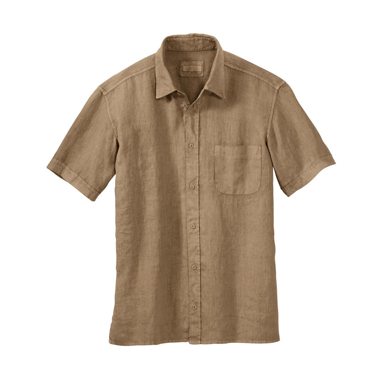 Dorani Vintage-Leinenhemd | Mode-Klassiker entdecken