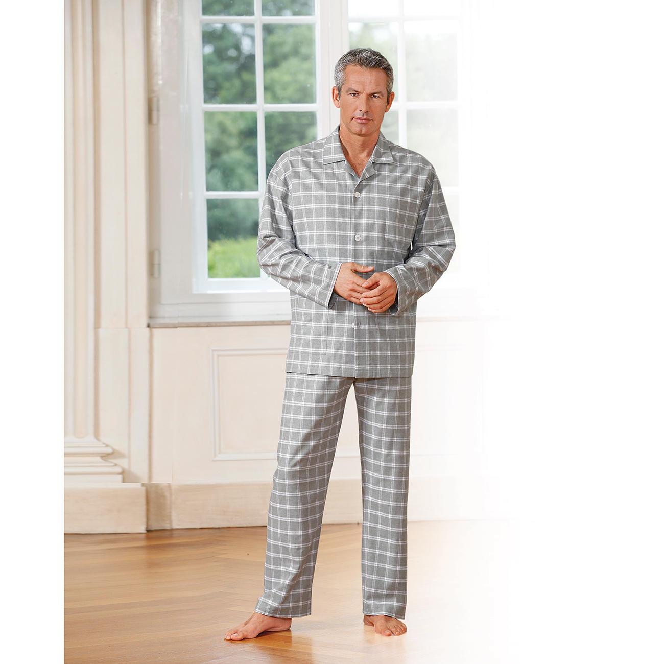novila flanell pyjama 3 jahre garantie pro idee. Black Bedroom Furniture Sets. Home Design Ideas