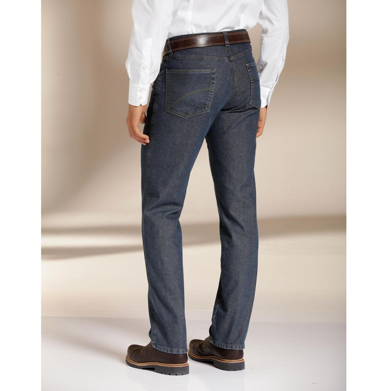 five pocket thermo jeans mode klassiker entdecken. Black Bedroom Furniture Sets. Home Design Ideas
