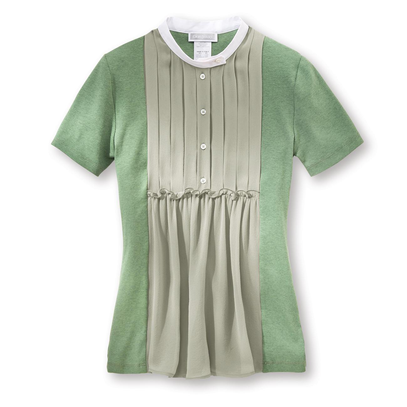 gran sasso blusen shirt mode klassiker entdecken. Black Bedroom Furniture Sets. Home Design Ideas