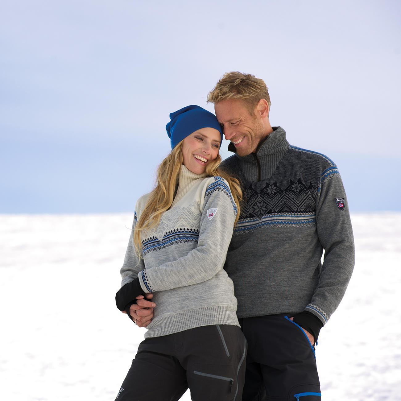 Norweger Pullover Glittertind für Damen entdecken