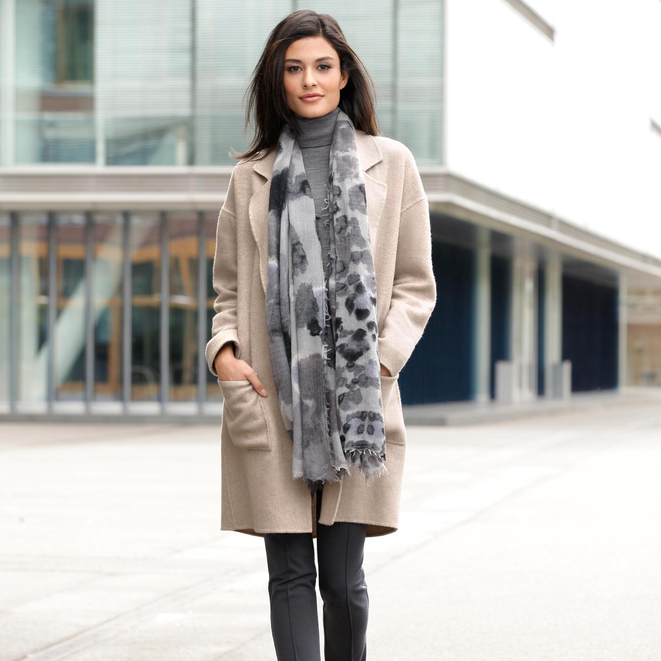 NVSCO Oversize Mantel Der Eine Mantel Für Alle Outfits Und Jede  Gelegenheit. Unschlagbar Vielseitig