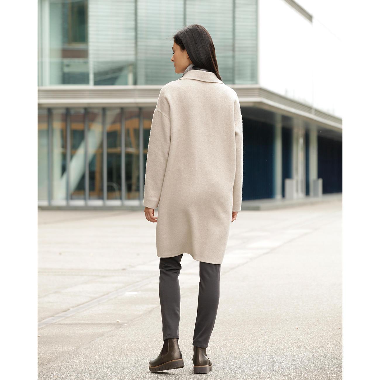 Fesselnd NVSCO Oversize Mantel Der Eine Mantel Für Alle Outfits Und Jede  Gelegenheit. Unschlagbar Vielseitig
