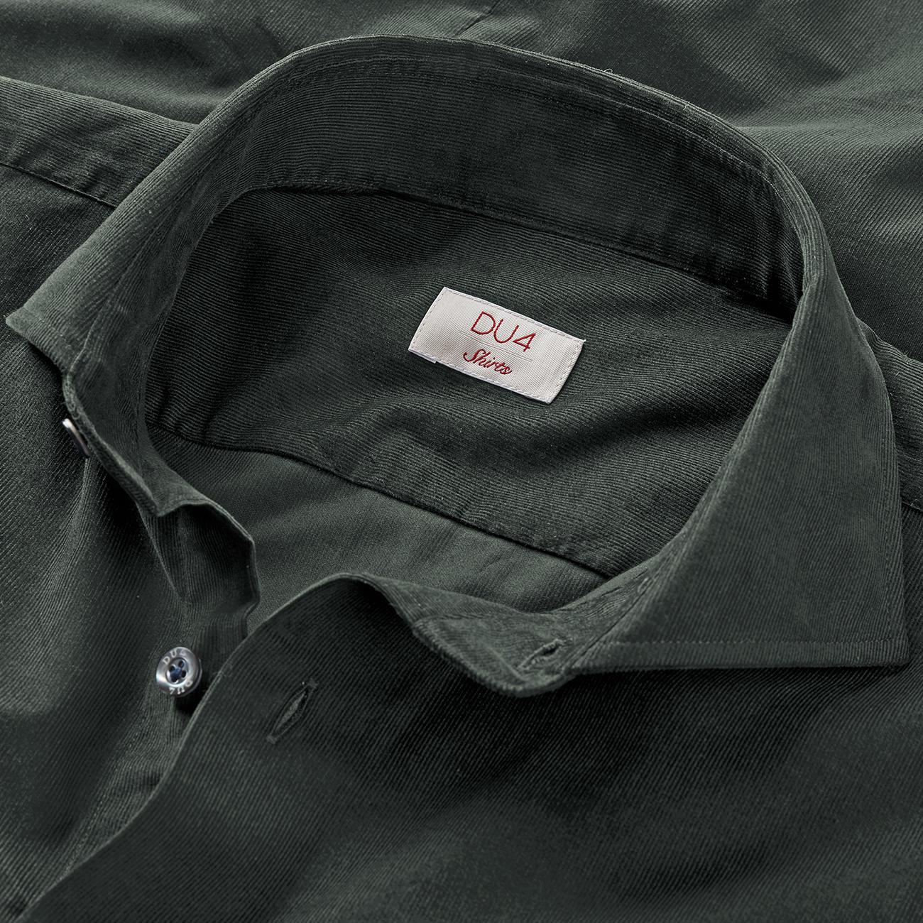 DU4 Feincord-Hemd | Mode-Klassiker entdecken