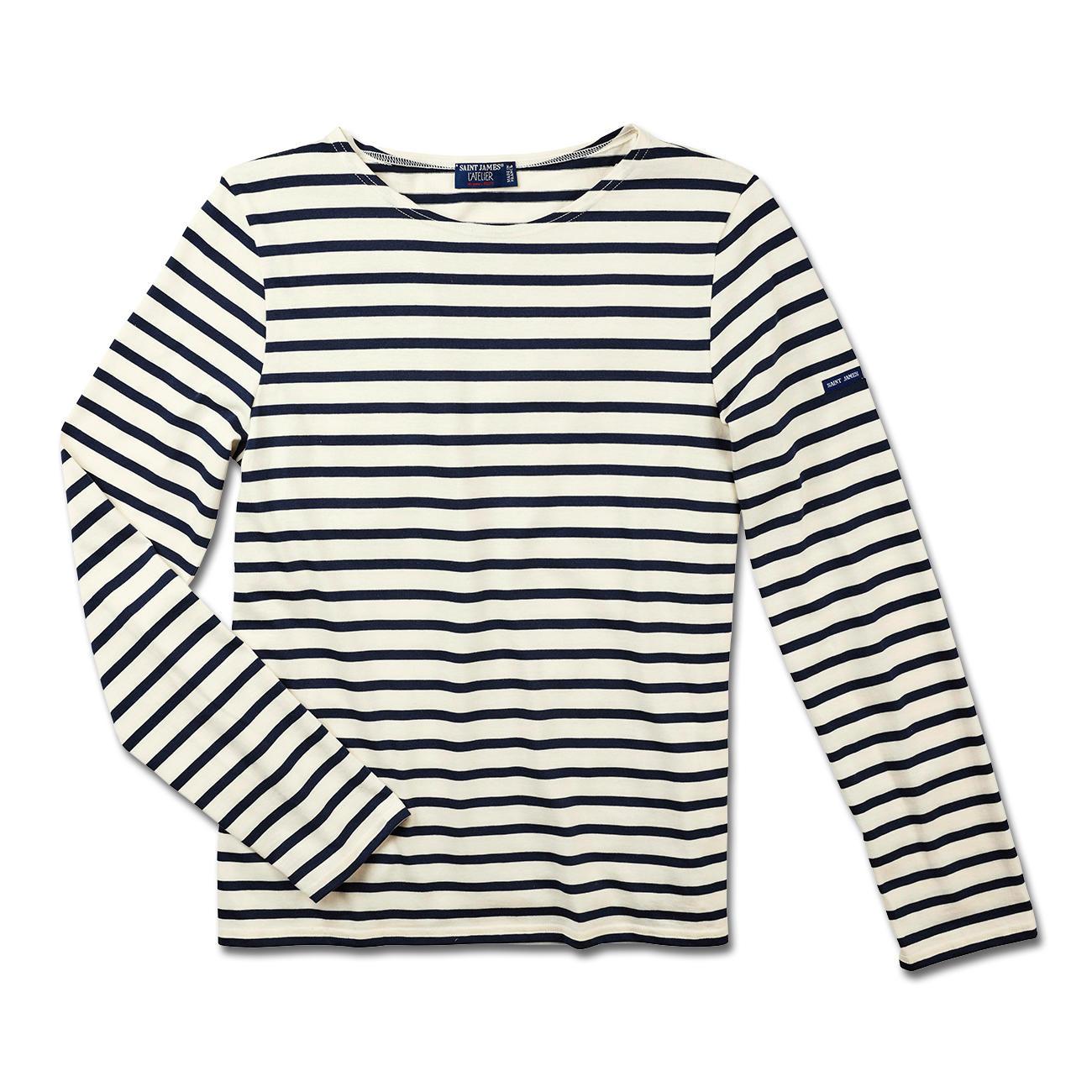 Herren-Bretagne-Langarm-Shirt oder T-Shirt entdecken