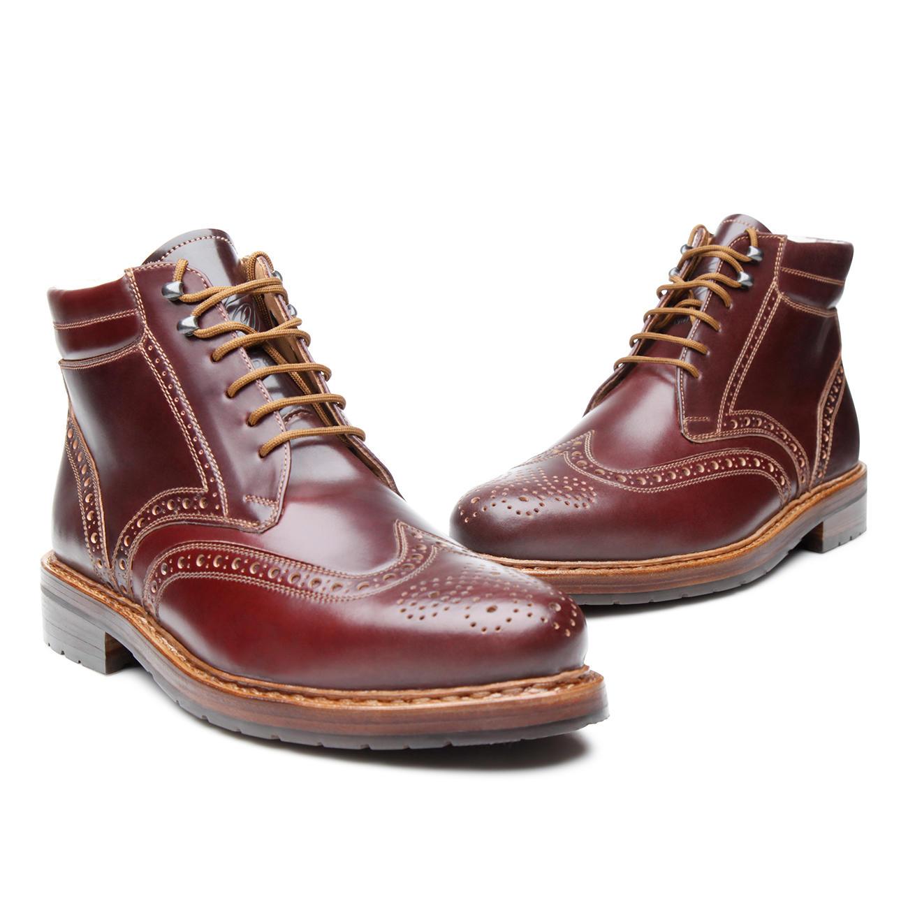 free shipping 613c5 21e97 Dinkelacker Budapester-Boots | Klassiker entdecken