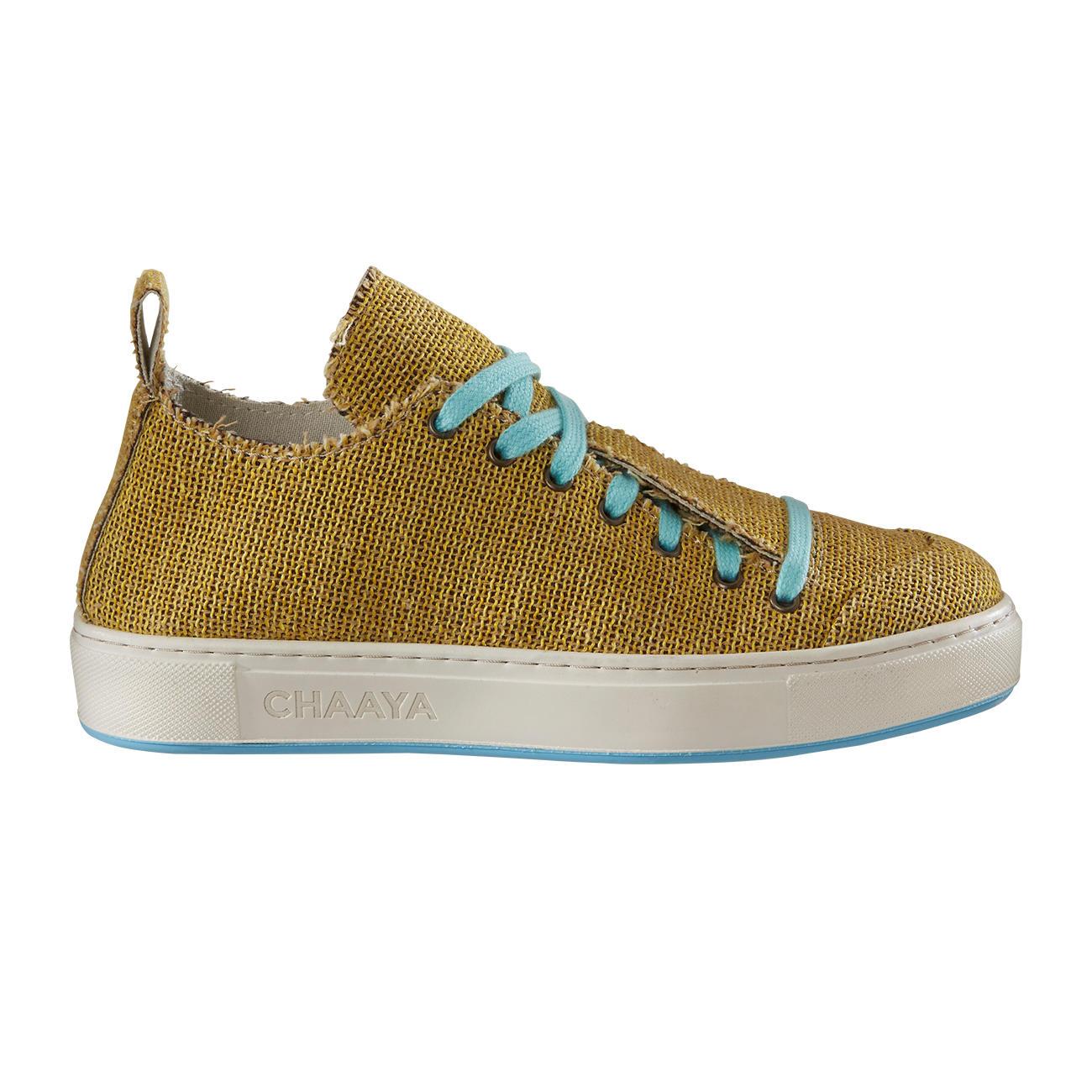Klassiker Canvas Entdecken Chaaya SneakersMode SneakersMode Chaaya Canvas VMGqSpUz